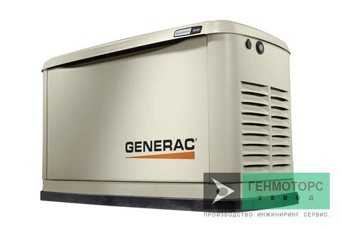 Газопоршневая электростанция (ГПУ) Generac 7045